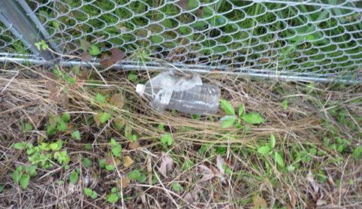 汚れた廃プラスチックに規制